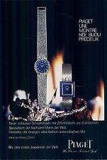 Piaget-1969-Reklame-Werbung-vintage watch-print ad-Publicidad Reloj