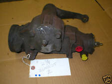 1982-92 Camaro Firebird Quick Ratio Steering Gear Box 2600525 GM OEM 83 84 85 86