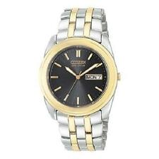 Citizen Men's Stainless Steel Wristwatches with Date
