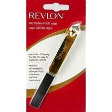 REVLON EASY CUTICLE NAIL NIPPER CUTTER MANICURE 53958