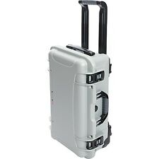 Silver Nanuk 935 Elite Carry on Case, No Foam & Pelican TSA- 1510 Lock.