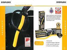 Stoplock Professional Steering Wheel Lock Anti-Theft