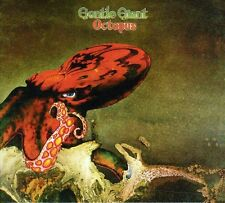 Gentle Giant - Octopus (2011, CD NEUF)