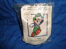 Mcdonald's 1989 Nintendo Super Mario Bros. 3 LUIGI NIP