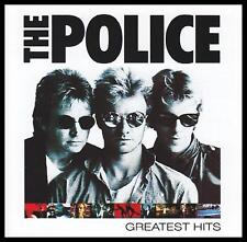 POLICE - GREATEST HITS CD ~ STING ~ 70's / 80's *NEW*