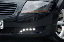 PIAA 6000K White LED Daytime Running Lights Kit for Audi R8