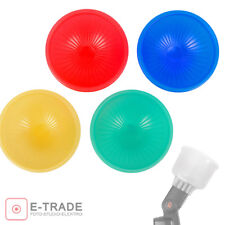 4 color CAPS compatible with diffuser LIGHTSPHERE Clear / Cloud