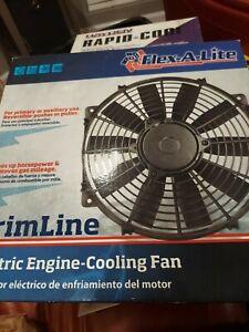 Flex-A-Lite Trimline Electric Engine‐ Cooling Fan