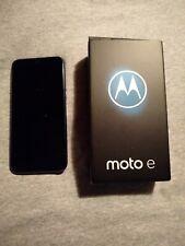 Motorola Moto E (2020) - 32GB - Midnight Blue (Metro Pcs) (Single SIM)