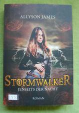 ALLYSON JAMES - STORMWALKER - JENSEITS DER NACHT - BAND 1 - FANTASY ROMAN