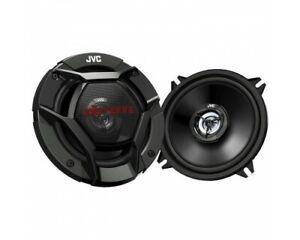 "NEW JVC CS-DR520 5.25"" 2-Way Coaxial Car Audio Speakers (1-Pair)"