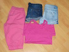 Mädchenbekleidungspaket, 4tlg., Gr. 146