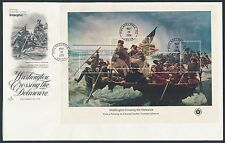 """#1688g """"USA/24 CENTS"""" OMITTED ON D & E USED ON FDC CACHET BR5386"""
