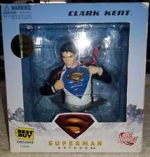 Superman Returns, Clark Kent Limited Edition Resin Figurine NIB Best Buy. (13Q)