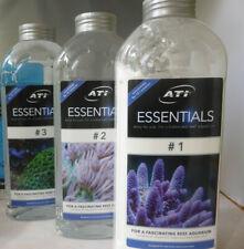 ATI Essentials 3 x 1000ml  Spurenelemente Meerwasser