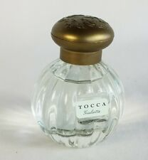 TOCCA Giulietta EDP Perfume .5 oz Travel Green Apple Tulip Amber Vanilla Orchid