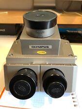 Olympus VANOX Trinocular Microscope Head, New