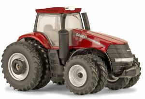 CASE/IH 380 Magnum Tractor with frt & rear duals - 1/64 scale