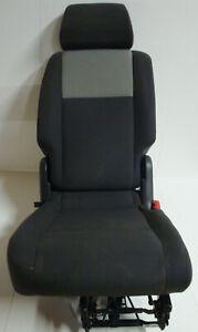 Original VW Caddy Rücksitz Sitz Sitzreihe hintere Reihe rechts Stoff vermtl. IV