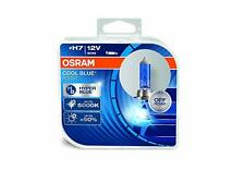 COPPIA H7 OSRAM COOL BLUE BOOST 5000K +50% 62210CBB-HCB