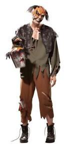 Rubies Mens Fancy Dress Unhappily Everafter Jack Creepy Halloween Costume