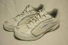 AVIA ATHLETIC SHOES WOMEN'S 9.5 WHITE & GRAY NEW
