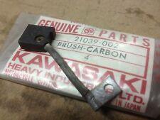 Carbon Brush       W1 W1SS W2 W2SS W2TT 650 21039-002   NOS Kawasaki