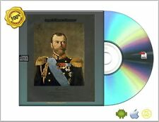 Imperial House of Romanov produced in 1913 to mark the 300th anniversary CDROM