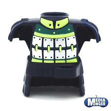 playmobil® Samurai   Mongole   Rüstung   Yoroi   dunkelblau   grün   silber