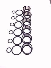FUEL INJECTOR REPAIR KIT O-RINGS FILTERS FITS 1990-1995 NISSAN 3.0L V6