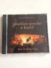 joachim goerke & band live in lüneburg