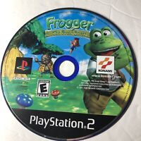 Frogger The Great Quest (PlayStation 2, PS2) - DISC ONLY