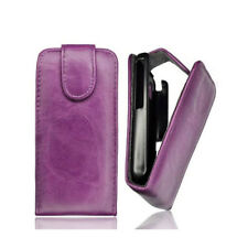 Samsung Galaxy i9100 S2 Premium Tasche Hülle Etui FlipStyle Case LILA Case