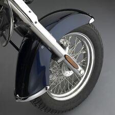 Conjunto Frisos Cromados Guardabarros Delantero x Kawasaki Moto VN900 Clásico