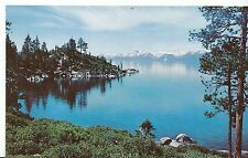 America Postcard - Lake Tahoe - California - In The Sierra Mountains  V1951