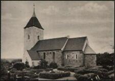 AK 1960er: SAHL Kirke Sahl Sogn Vinderup Ginding Dänemark