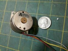 7KK07 STEPPER MOTOR, 7.5 DEGREE, UNTESTED, VERY GOOD CONDITION