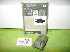 Axis & Allies Eastern Front T-70 Model 1942 with card 25/60