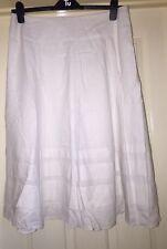 Klass Linen Mix Lined Skirt, Size 14 - Beautiful!