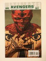 Ultimate Avengers #1 Villain Variant Marvel Comics (Oct, 2009) VF/NM 1:15