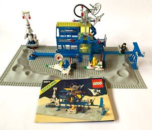 Vintage LEGO Classic Space   Inter-Galactic Command Base 6971   w/Instructions