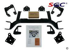 "SGC 6"" Drop Axle Lift Kits for EZGO Golf Cart 1994.5 - 2001.5 Electric TXT Model"