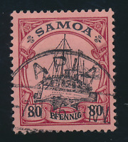 Samoa Stamp Scott #65, Used