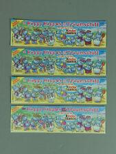 Hpf-Bpz : Happy Hippo Bateau de Rêve - Tous 4 Variantes ! (100% D'Origine )
