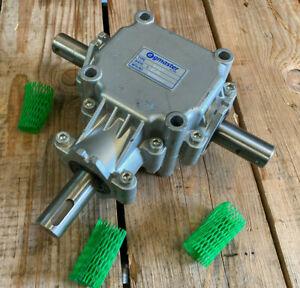 GKN agmaster L-15 ratio 1:2,46 TWK AL-15 T3x25mm Winkelgetriebe Mäher Säge
