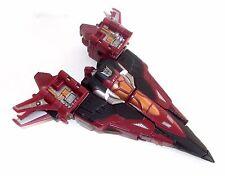 Thrust Target 100% Complete 6 Inch Titanium Transformers - SHARP - box optional