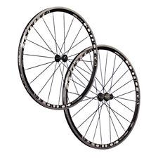 Vuelta 28inch Racing Bike Wheel Set Pro Lite 20 / 24 Bolts 7-10 Speed Black
