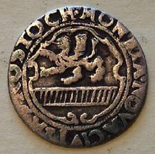 GERMANY ROSTOCK, 1/16 reichsthaler 1650