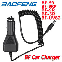 Walkie Talkie Battery Car Charger Adapter Cable Cord For Baofeng UV-S9,9R Plus,5