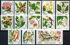 Palau 1987-1988 FLowers Definitives x 13 MNH Stamps #D58807